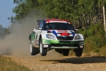 Andreas Mikkelsen with confident victory in Romania