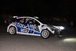 Driver sent to hospital and mistakes by the favorites marked a dramatic start to Rally Sliven