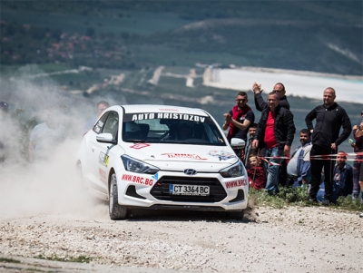 Petar Hristozov will fight for the victory in RC 5 class