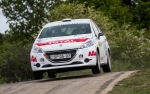 Strong hungarian crew will come for Monbat Rally Sliven