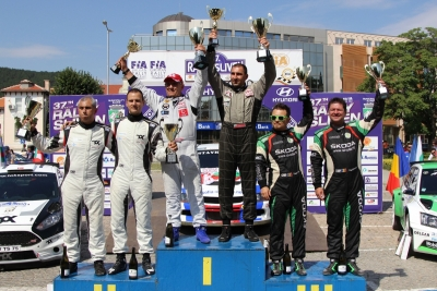 "Third victory for Plamen Staykov in rally ""Sliven"""