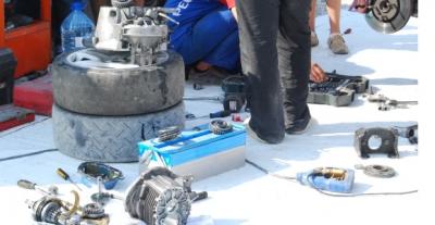 Много отпаднали екипажи в първия етап на състезанието