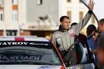 """Пламен Стайков е убедителен лидер след първите пет скоростни етапа на рали """"Сливен"""" 2016"""