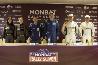 What the crews said at the press conference after the first day