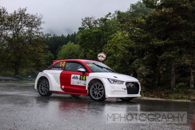 Debut for the Audi S1 in the Bulgarian Rally Championship