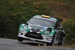 Impressive battle in Rally Yalta