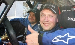 Protasov fastest in the Yalta Rally shakedown