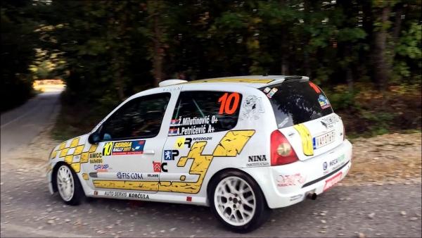 Serbian presence in Monbat Rally Sliven 2018
