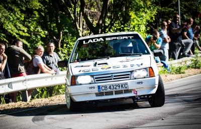 Todor Atanasov and Vladimir Vladimirov will return to Monbat Rally Sliven