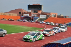 Fourty four crews submited entries for Mabanol Sliven Rally