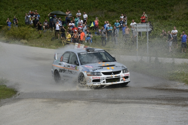 Two turkish crews with entries for Monbat Rally Sliven