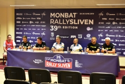 The leaders are expecting exciting Monbat Rally Sliven 2019