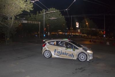 Рашид Ал Кетби спечели специалния етап в Сливен