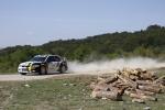 Martin Koev make his debut with Mitsubishi Lancer Evo IX