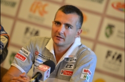 Drivers ask for shortening the rally on the official press conference at the end of Day 2