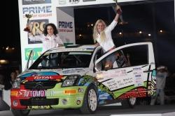 Ekaterina Stratieva with record breaking classification in IRC