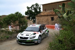 """Jan Kopecky took the victory in the tragically ended """"Targa Florio""""Rally"""