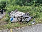 Инцидент спря за кратко първата отсечка на Монбат Рали Сливен