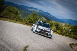 Angelov and Gadzhev are leading after the first leg of Monbat Rally Sliven 2019