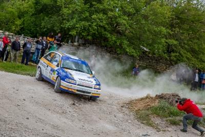 "Stanislav Vladimirov will start in rally ""Sliven"""