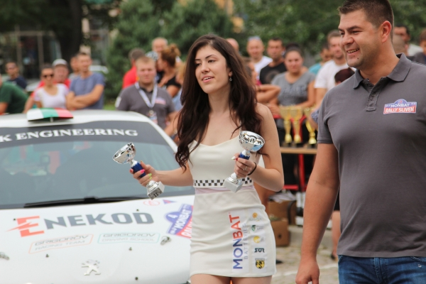 """Vili Kamenov: """"The success of the Rally Sliven and the passion of the competitors convinced us to give our name again to the competition"""""""