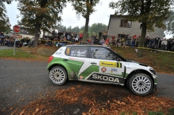 Tragic accident marred the victory of Juho Hanninen in Barum Rally Zlin